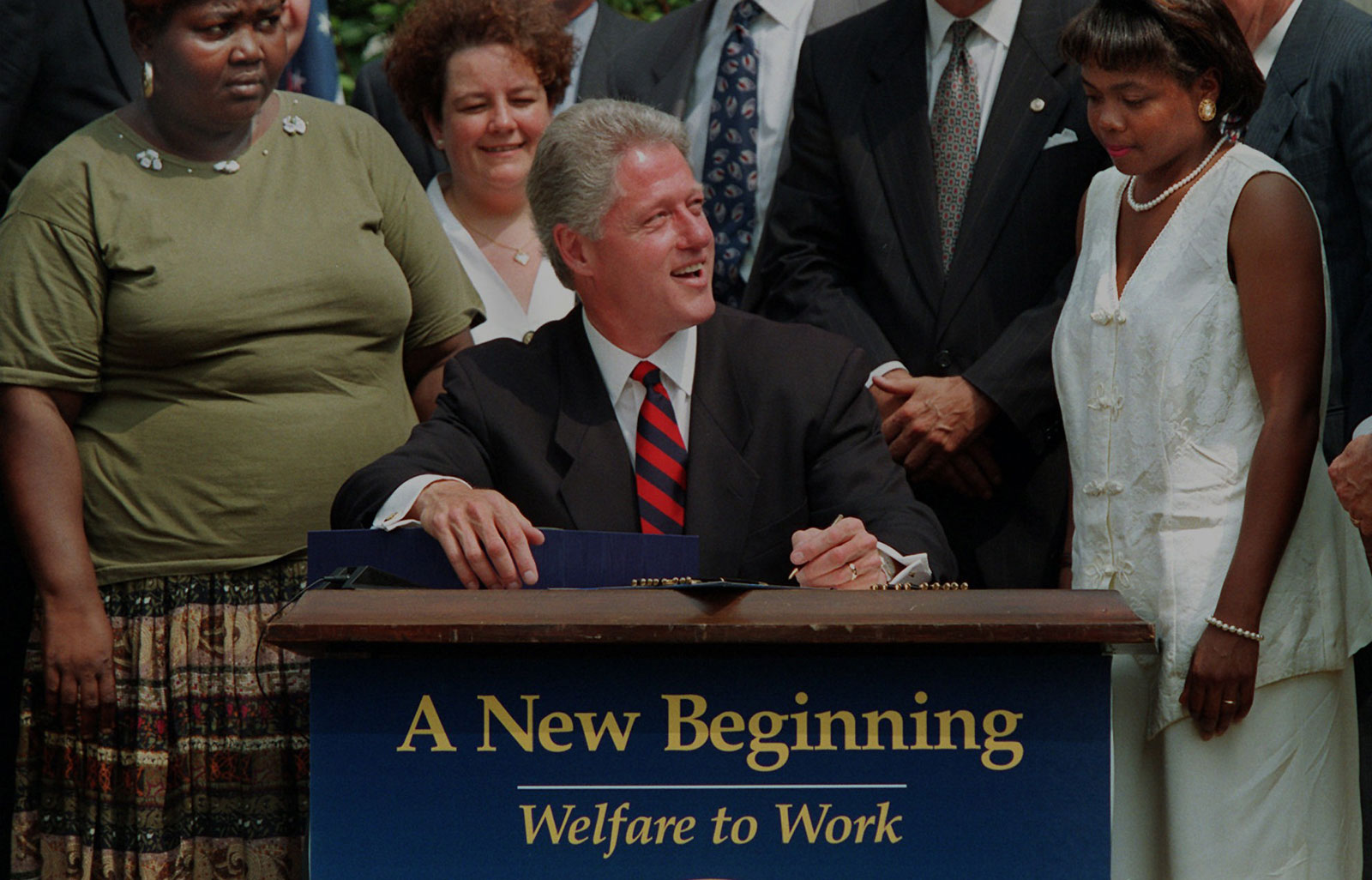 The End of Welfare as We Know It