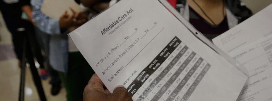 Health Reform Monitoring Survey