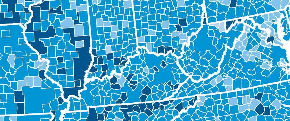rental housing map