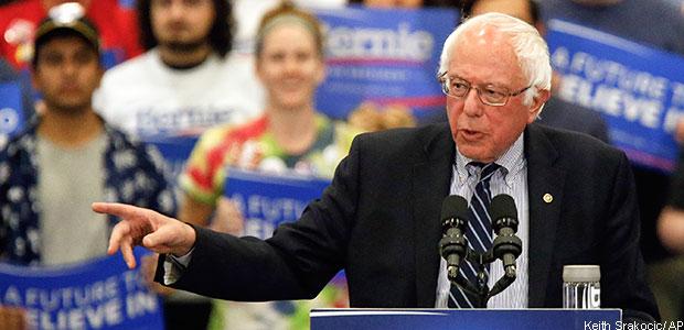 Bernie Sanders domestic program