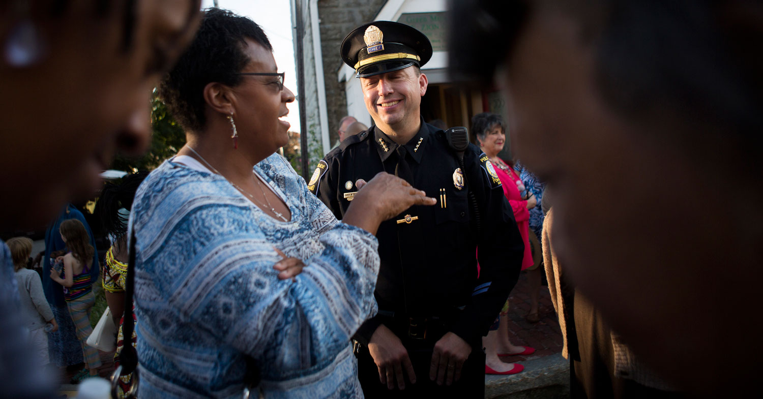 Community Policing And The Police Department Essay