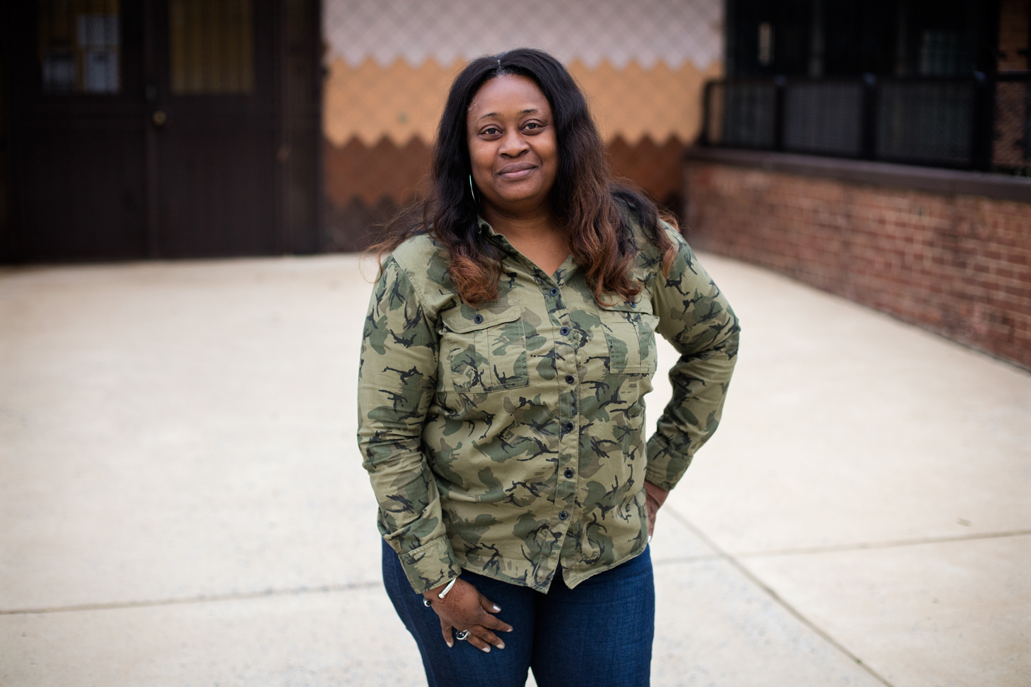 Tia Newman is a devoted leader who wears many hats as the Benning Terrace Resident Council president, Urban Institute's community liaison, and a champion for the safety of girls.
