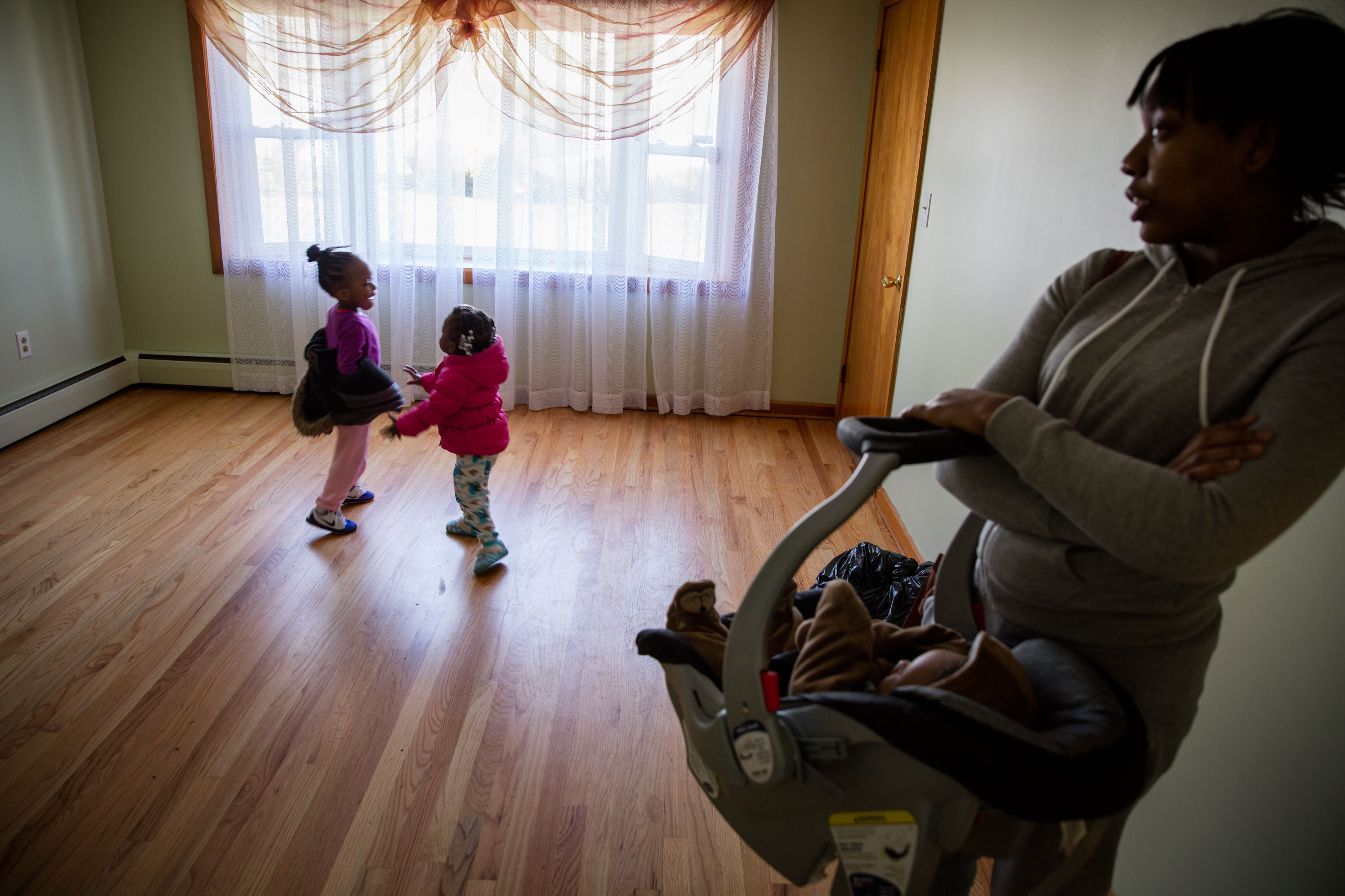 Supportive housing photo essay