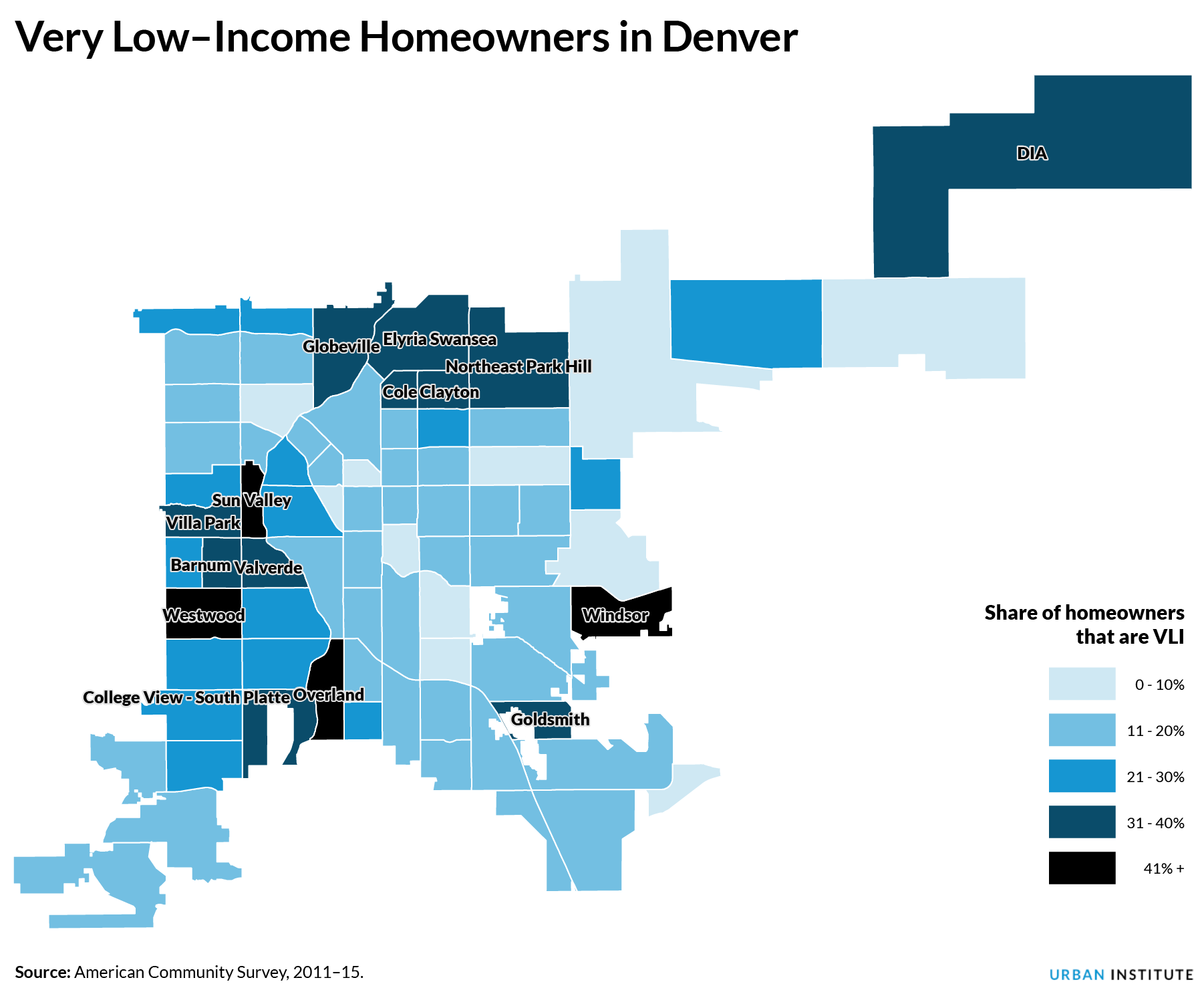 very low income homeowners in denver
