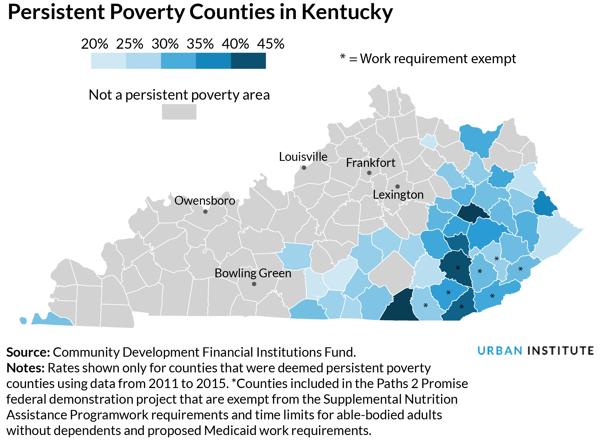 map of kentucky persistent poverty