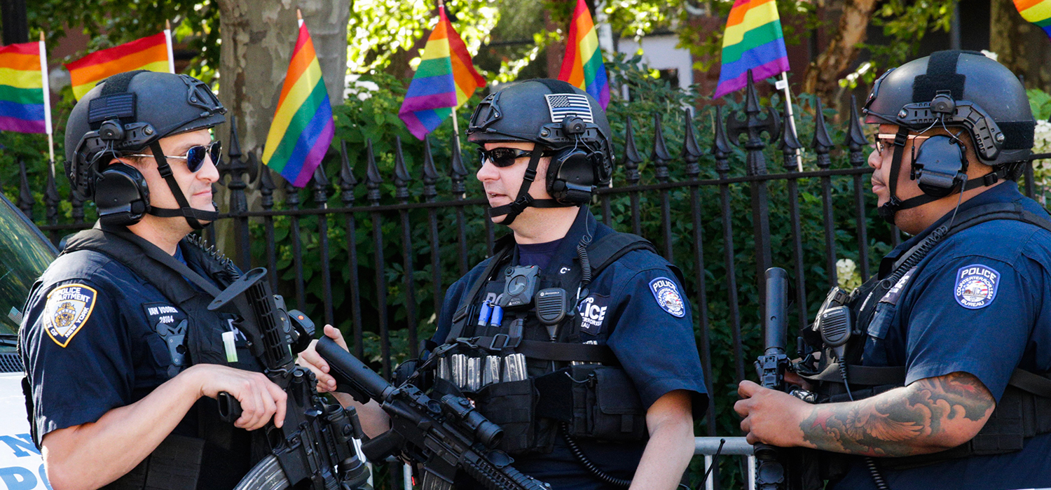 """No Cops at Pride"""": How the Criminal Justice System Harms LGBTQ People 