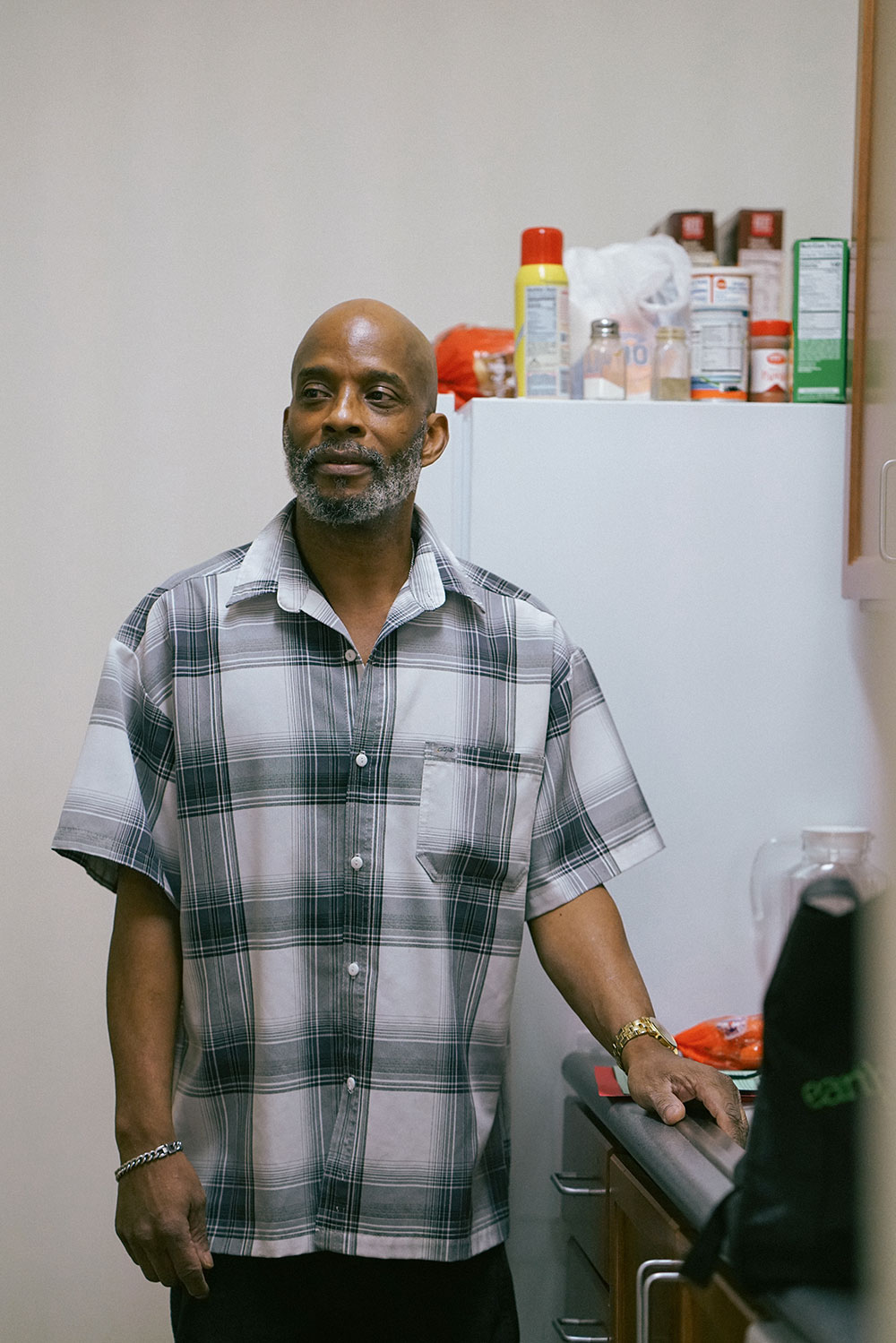 Robert experienced homelessness for nearly 30 years before moving into the Renaissance Downtown Lofts in early 2018.
