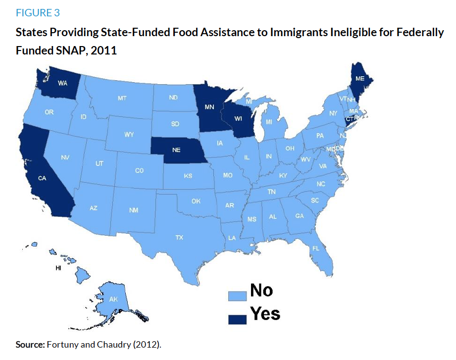 State Policies On Immigrant Eligibility For Health And Human Services