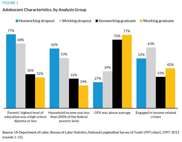 Figure 1. Adolescent Characteristics, by Analysis Group