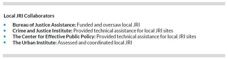 Local JRI Collaborators