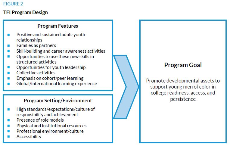 Figure 2. TFI Program Design