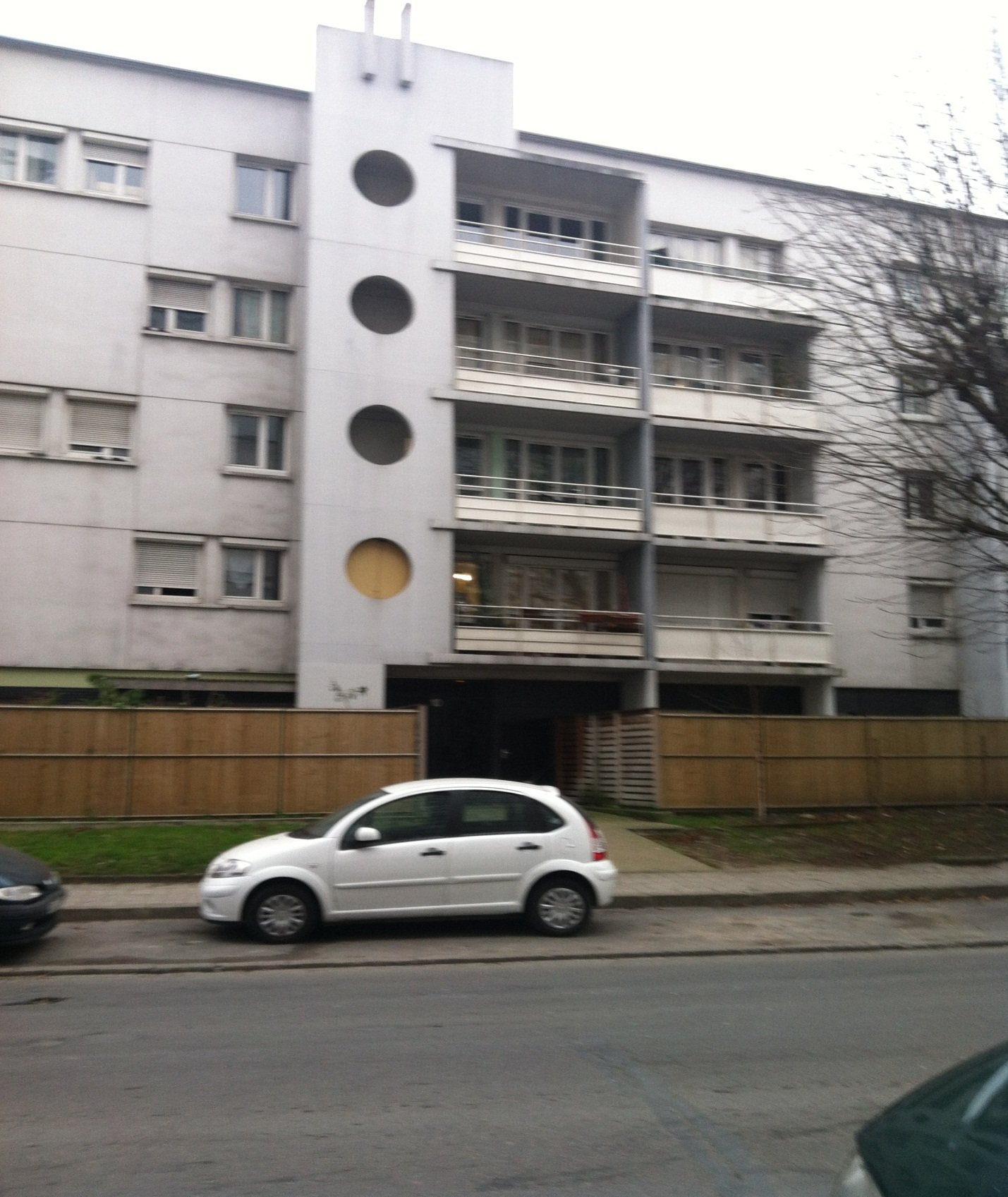 Paris Social Housing