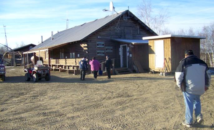TCC Tribal TANF Office in Huslia AK